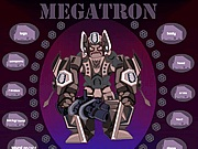 Megatron dress up játék